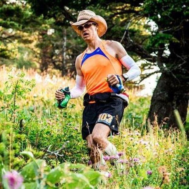 Dave Proctor ultramarathoner
