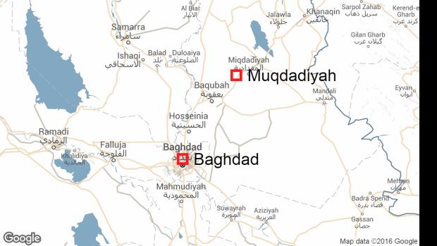 Iraq attacks January 11