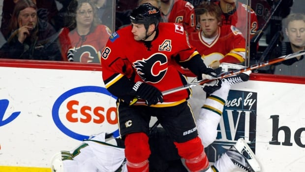Former Calgary Flames defenceman Robyn Regehr spent 11 seasons with the club and officially announced his retirement with the team on Monday.
