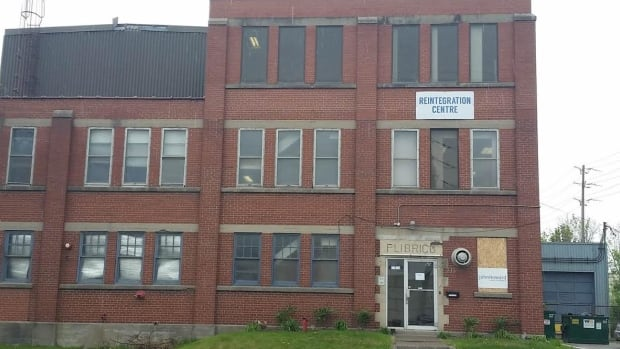 The Reintegration Centre is located in an old plastics facility.