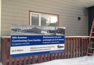 Continuing care facility