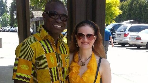 Eric and Dorrie Manu will be Ghanian royalty after a ceremony this week.