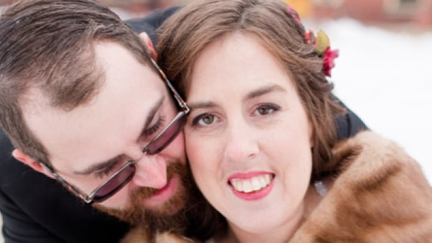 Trevor and Charlotte Garland moved their wedding up after learning of Charlotte's cancer diagnosis.