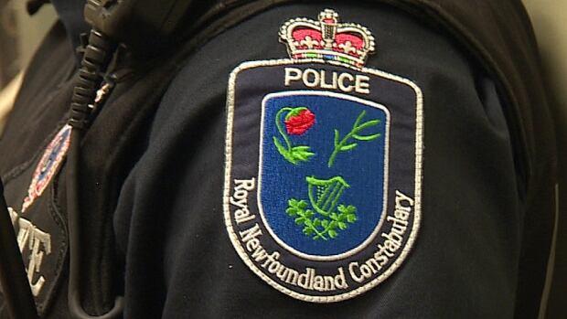 Royal Newfoundland Constabulary badge CBC