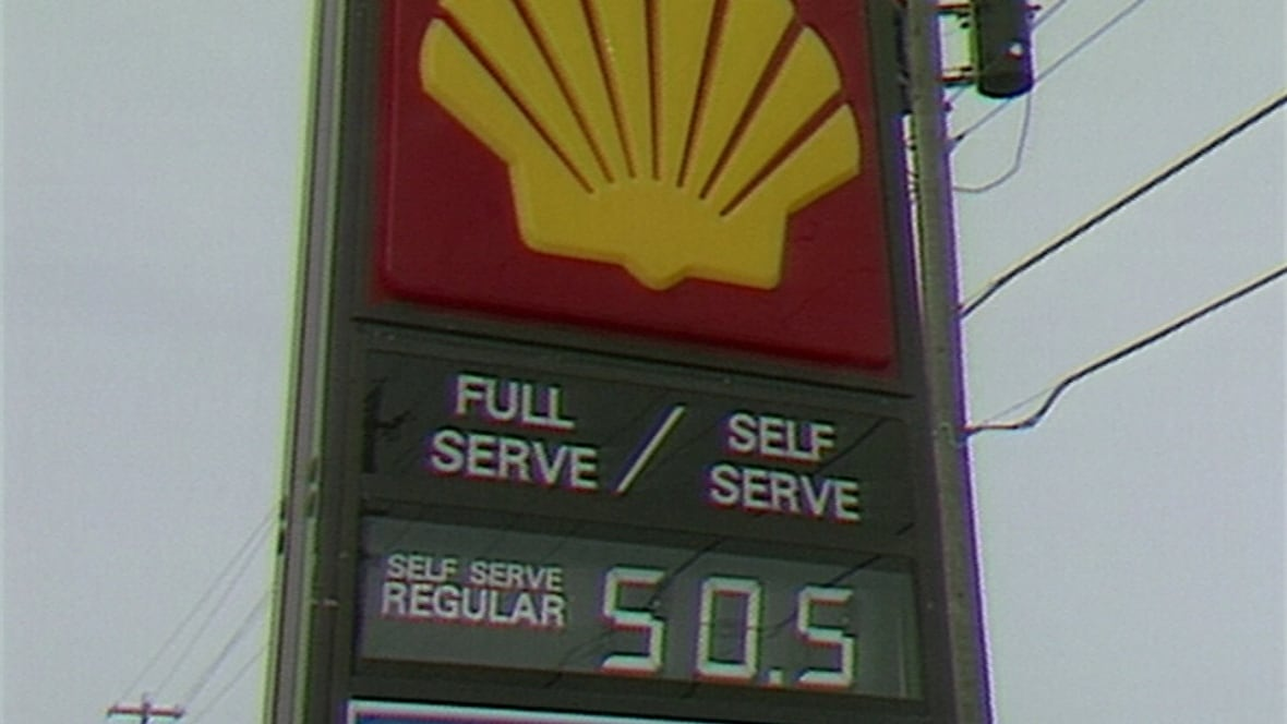 Find gas price in montreal at shell