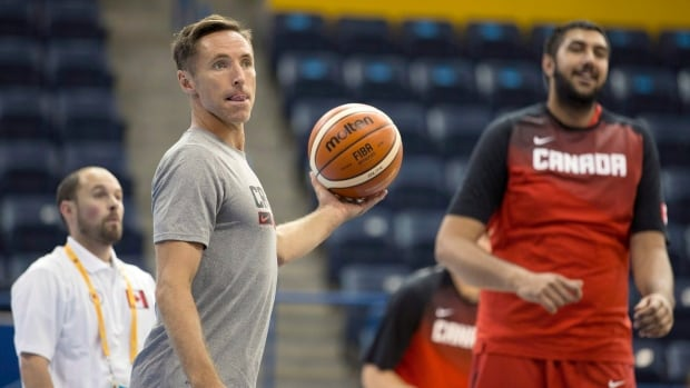 Canada's Steve Nash praises the steps forward that the country has taken in embracing basketball through the Toronto Raptors and the national team.