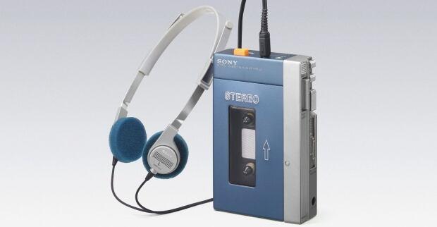 First Walkman