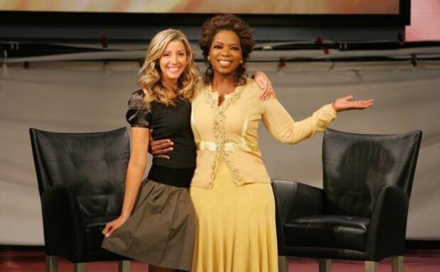Sara Blakely on Oprah