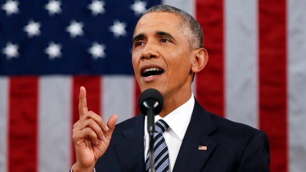 U.S. President Barack Obama delivered his last state of the union address.