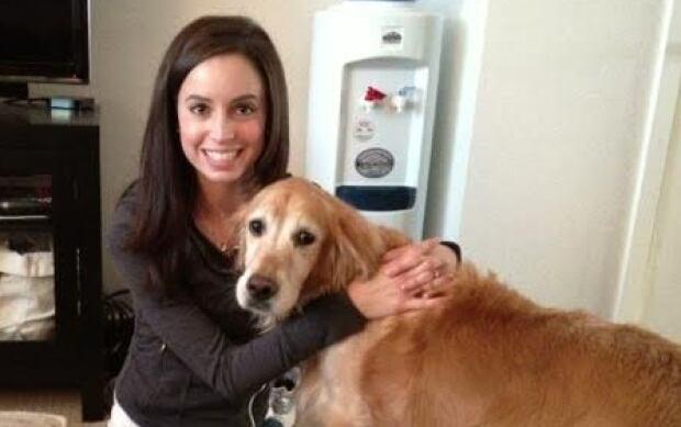 Maya and owner Danielle Balogh (Heal)