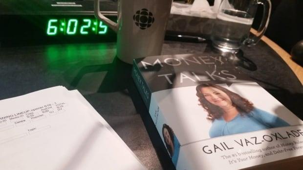 GAIL VAL-OXLADE MONEY TALKS saskatoon morning jan 13 2015