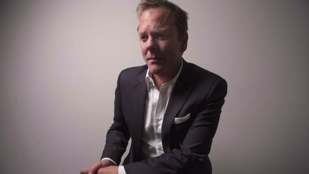 Actor Kiefer Sutherland is returning to television in the upcoming political drama Designated Survivor.