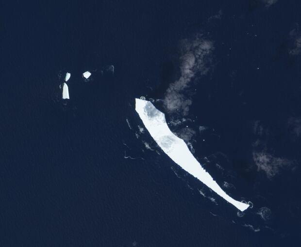 Australia Giant Iceberg