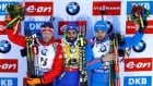 IBU World Cup Men's 20 km Individual Competition Flower Ceremony