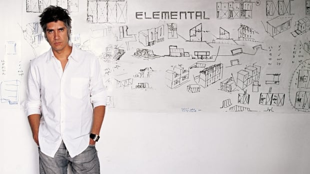 Chilean architect Alejandro Aravena was named 2016 Pritzker Architecture Prize Laureate on Wednesday.