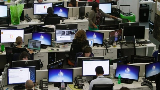 Al-Jazeera launched its U.S. network in 2013. The Qatar-based company says it will focus on digital services in America.