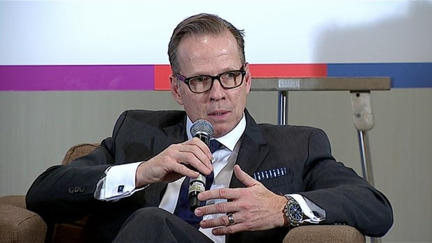 'We are very excited about our game changing announcement today,' Doug Murphy, Corus Entertainment CEO, said Wednesday.