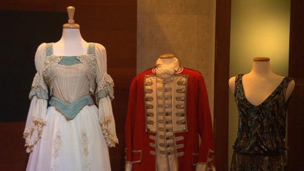 Radio-Canada's 70,000-piece costume collection will be moving to its new home in April 2016.