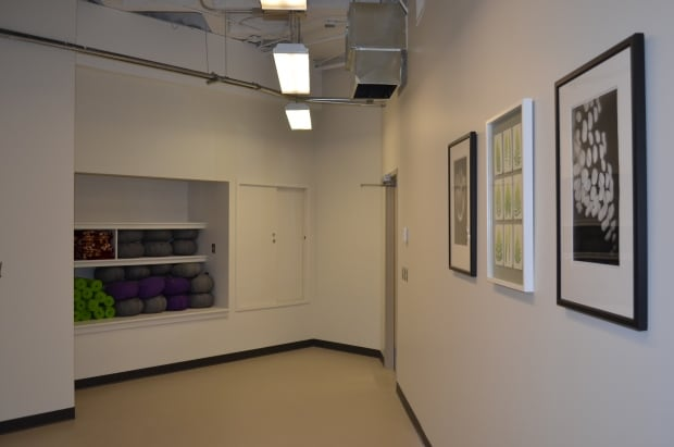 Firmitas A room at University of Calgary Vitruvian Space