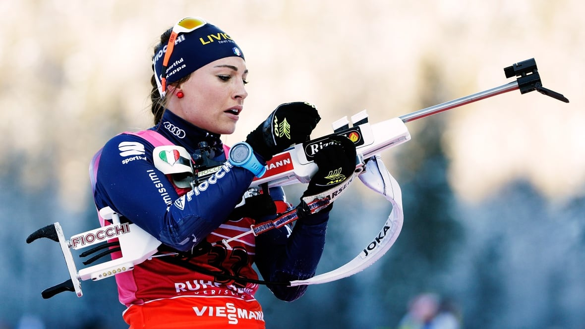 ... Wierer wins 2nd World Cup biathlon event - CBC Sports - Skiing