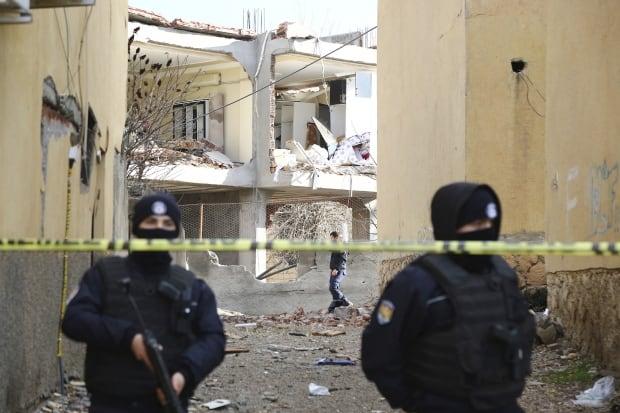 TURKEY-KURDS/BLAST