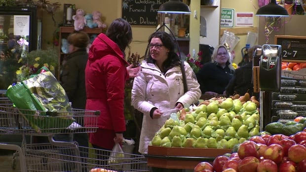 Prices are climbing for fruits and vegetables at stores like Colemans in Corner Brook.