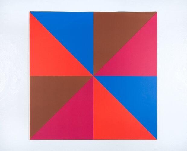 Guido Molinari - Opposition triangulaire