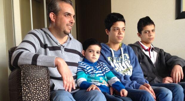 Abousalleh family
