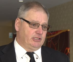 PEI Fishermen's Association president Craig Avery