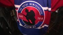 IceCaps Beaumont Hamel jersey