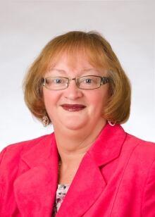 Cape Breton Regional Councillor Claire Dethridge