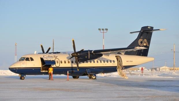 Gillam Runway Too Soft For Calm Air Flights Cancelled