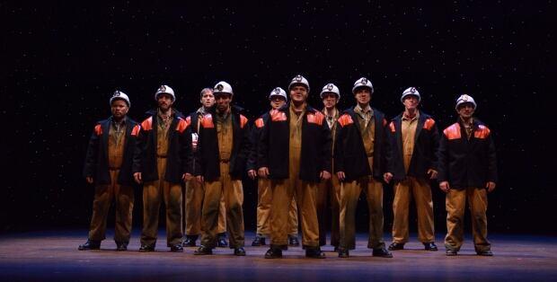 Billy Elliot miners