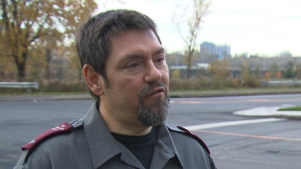 Yvon Bonesso, spokesperson for the paramedics union, is concerned with the way Urgences-Santé has handled the mix-up.
