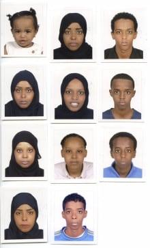 Saudi Arabia orphans