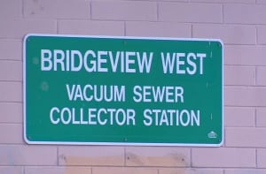 Bridgeview sewer