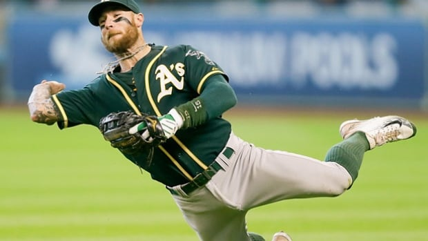 Former Toronto Blue Jay Brett Lawrie, from British Columbia, signed a one-year $4.125 million US deal with the Chicago White Sox after spending last season with the Oakland A's.