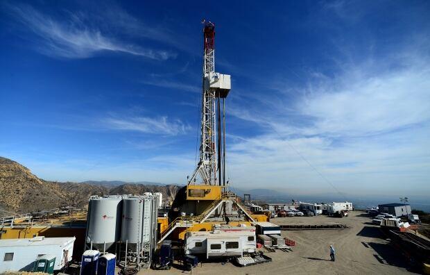 California Gas Leak