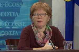 Anne Corbin, of Community Link