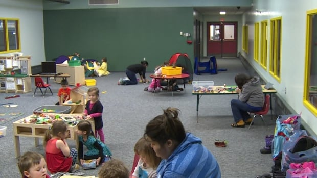 Inuvik's Children First Daycare owes more than $100,000 in rent to the Town of Inuvik and might have to close its doors if it doesn't find new funding.