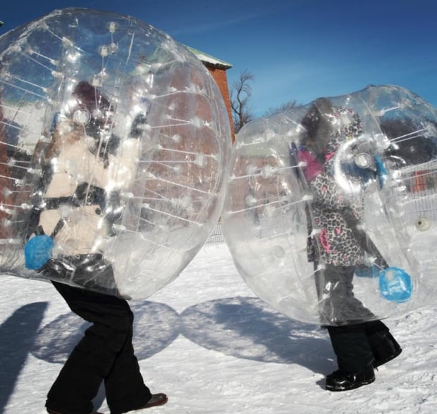 Big bang bulle fetes des neiges