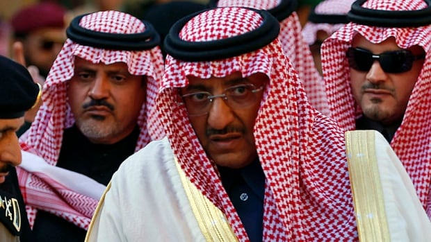 Crown Prince Mohammed bin Nayef, King Salman's nephew, is one of the two new powers in the kingdom. As minister of the interior, he oversaw the mass executions that included Shia cleric Nimr al-Nimr earlier this month.