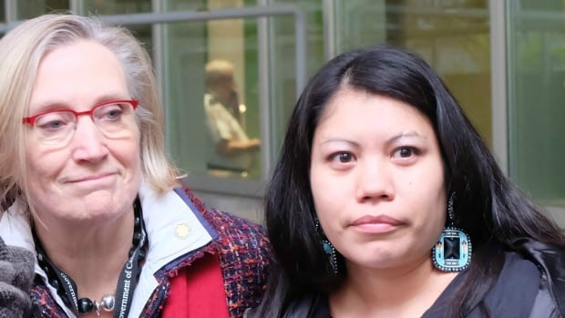 Indigenous advocate Lorelei Williams and Minister Carolyn Bennett met for the first time in Vancouver at meetings where families of missing and murdered indigenous women were consulted about planning the national inquiry.