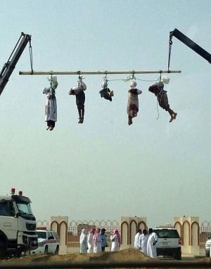 Saudi Arabia executed Yemenis