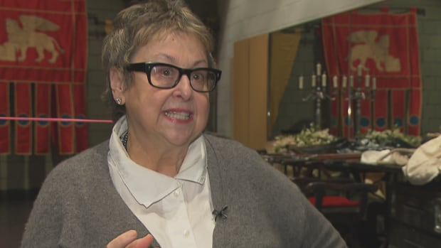 Theatre director Glynis Leyshon told CBC News she was walking to a friend's house near Rosedale subway station when she was attacked.