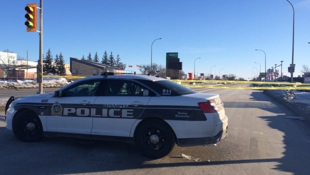 Police closed eastbound Regent between Starlight Drive and Owen Street, as well as another section between Plessis Road and Moroz Street, Saturday morning.