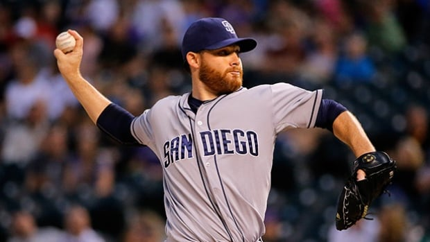 Pitcher Ian Kennedy has reportedly agreed to a contract with the Kansas City Royals, worth $70 million US over five years.