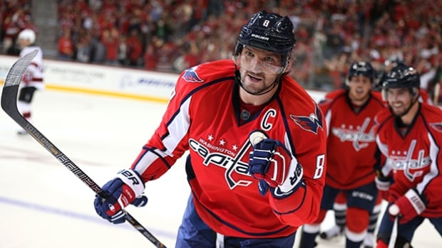 Alex Ovechkin has scored over 500 goals in his NHL career, but none more highlight-worthy than the one he scored on January 16th, 2006, rolling on his back against the Phoenix Coyotes.