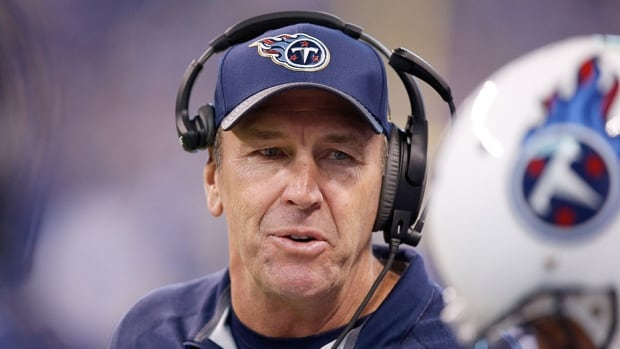 The Titans on Saturday decided to remove the interim tag from head coach Mike Mularkey, who becomes the 18th coach for this franchise overall, and Tennessee's third since Jeff Fisher left in January 2011. He is 18-39, including a 2-7 record after replacing the fired Ken Whisenhunt on Nov. 3.