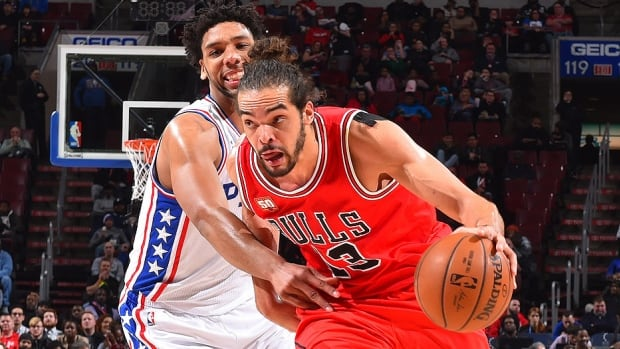 Bulls centre Joakim Noah needs surgery to stabilize his ailing left shoulder and likely will miss the rest of the season. The team said Saturday the procedure will sideline Noah for four to six months. The NBA's 2014 top defensive player was hurt in Friday's loss to Dallas, his fourth game back after returning from a nine-game absence because of an injury to the same shoulder.